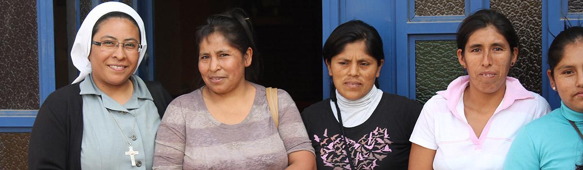 Stadtteilarbeit in Lima