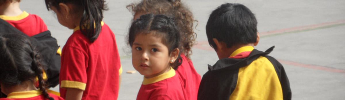 """Kita und Schule """"Reina del Mundo"""" in Lima"""